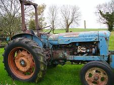 massey ferguson antique tractors ebay. Black Bedroom Furniture Sets. Home Design Ideas