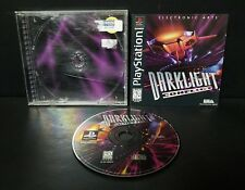 Darklight Conflict (Sony PlayStation 1, 1997) PS1 Complete