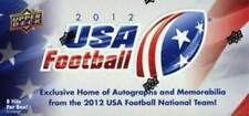 2012 Upper Deck USA Football Factory Hobby Box Set - Winston & Gurley Autos