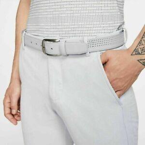 Nike Vapor Flex Men's Gray Slim Fit Golf Pants  (Sz 32x32) BV0273-042