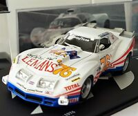 IXO ALTAYA 24 HEURS DU MANS CHEVROLET CORVETTE STINGRAY ECHELLE 1:43 NEW PC BOX