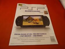PSP Playstation Portable Best Buy Buyers Guide Ape Escape God of War Need for Sp