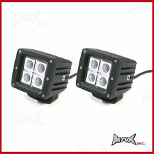 MAX 20 Watt CREE LED Flood Lights Ideal 4 Suzuki Jimny Mighty Boy