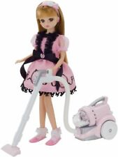Takara Tomy Licca Doll Vacuum Cleaner <doll not included> 451631