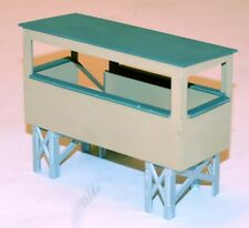 1:32 Scale Kit - Track Marshall's Hut - for Scalextric/Other Layouts