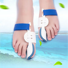 1Pair Orthopedic Bunion Finger Straightening Toe Spacer Foot Care Get Fix Fast