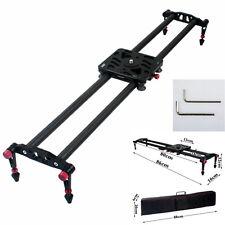 """32""""/80cm Carbon Fiber Track Slider Stabilization For DSLR Camera Video Camcorder"""