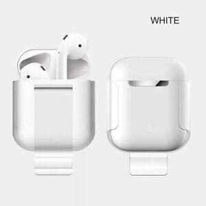 IKSNAIL Hanging On Waist Earphone For Apple AirPods Case Strap Earphones Storage