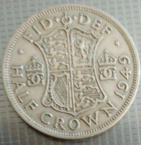 George VI 1937-1952 Half Crown Halfcrown 2/6d. Choose Your Year / Grade