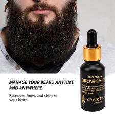 HOT NEW Men Beard Growth Oil Kit Hair Growth Nourishing Enhancer Beard Wax