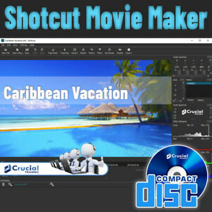 Shotcut Movie Maker Video Editing Software, Create, Capture and Edit Videos!