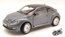 Volkswagen VW The Beetle Limousine Coupe' 2012 Platinum Grey 1:18 KYOSHO