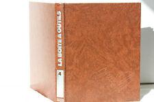 Encyclopédie du bricolage - La boîte à outils - Editions Atlas - Tome 5 - 1977