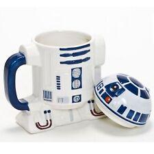 Star Wars R2-D2 Taza con Tapa 13CM alto nuevo oficial Gratis P + P