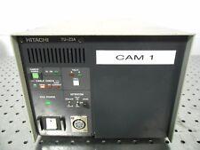 H129335 Hitachi Camera Controller/ Control Triax Base Station TU-Z3A R3