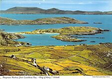 BR76589 derrynane harbour from coomikista pass ring of kerry  ireland