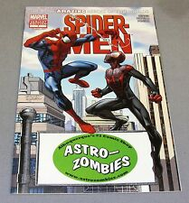 SPIDER-MEN #1 (Astro-Zombies Store Variant Cover) NM- 9.2 Marvel Comics 2012