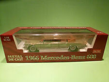 SUN STAR 1:18 MERCEDES BENZ 600 1966  -  RARE SELTEN - GOOD IN BOX