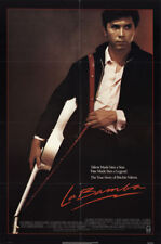 LA BAMBA MINT ORIGINAL 27X41 FOLDED MOVIE POSTER 1987 LOU DIAMOND PHILLIPS