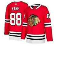 Authentic Adidas NHL Chicago Blackhawks #88 Hockey Jersey New Mens Sizes