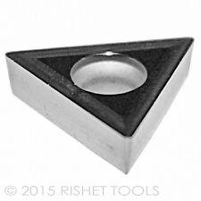 RISHET TOOLS TCMT 32.505 C5 Uncoated Carbide Inserts (10 PCS)
