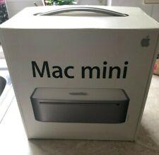 Apple Mac computer Desktop Mini a1176 1.83ghz, 2gb di RAM, 320gb OVP