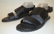 Kelsi Dagger Brooklyn KDB Women's size 9.5 Panther Leather Flat Retail $85 New