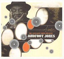 Basement Boys Presents Mudfoot Jones CD
