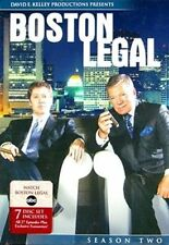Boston Legal Season 2 DVD 2005 Region 1 US IMPORT NTSC .
