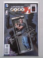 Dial H For Hero #1 Forbidden Planet Signed