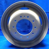 "2008-2020 DODGE RAM 4500 5500 19.5""x6 INCH Steel Dually Wheel Rim 10 Lug 5 Slot"