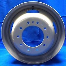 "2008-2016 DODGE RAM 4500 5500 19.5""x6 INCH Steel Dually Wheel Rim 10 Lug 5 Slot"