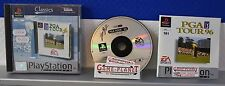 PGA Tour Golf 96 OVP Sony Playstation 1 P1 PSX Pone 1-4 Spieler in Box