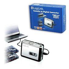 MP3 CASSETTEN PLAYER & CONVERTER  AUDIO ZU MP 3 KONVERTER INCL. SOFTWARE WIN10