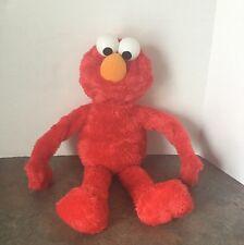 "Hasbro Interactive Elmo Plush Stuffed Animal Big Hugs Giant 23"" Long Arms Red"