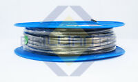 TWIN CORE 2mm 10M WIRE CABLE 6 AMP CARAVAN TRAILER AUTOMOTIVE 12V 2 SHEATH
