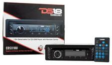 DS18 CDS-X18U Single Din Radio CD, MP3, AUX, AM/FM Receiver Stereo Player USB
