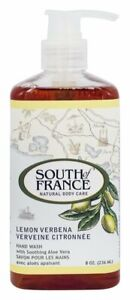 South Of France Hand Wash | Lemon Verbena | 8 Oz | Pack of 1