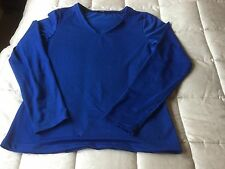 Rohan Ladies Long Sleeved Essence Tee Size 10