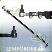 Drag Link Steering Rod Assembly LEMFORDER Range Rover P38 RHD (QHG000060)