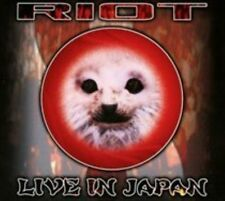 RIOT - LIVE IN JAPAN NEW CD