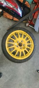 Mazda RX-8 RX8 Spare Wheel With Cover OEM 2003-2011