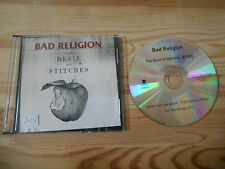 CD Punk Bad Religion - the Devil In Stitches (1 Song) Promo EPITAPH EUROPE