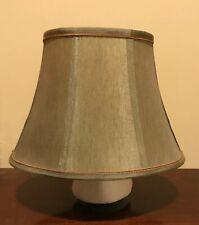 "Oval Lamp Shade..9 1/4"" tall"