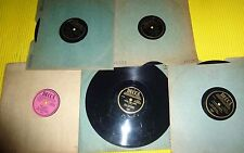 """Guy Lombardo 5X10"""" 78 rpm Lot BIRTH OF THE BLUES, HERNANDO'S HIDEAWAY, DO YOU?"""