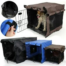 Dog Cage Cover Small Medium Large XL XXL Sizes Waterproof Heavy Duty Easipet