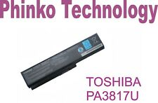 New Genuine Original Battery for Toshiba Satellite P750 A660 C650 PA3634U PA3635