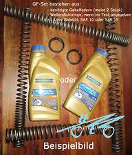 "Honda XRV 750 AFRICA TWIN  Wirth Progressive Gabelfedern, Gabelöl, ""Simmerringe"""