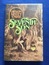 SEVENTH SON - FIRST EDITION SIGNED BY ORSON SCOTT CARD