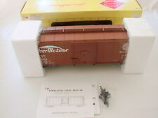 Aristocraft 460191S Seaboard Silver Meteor 19863 Steel Box Car - NEW